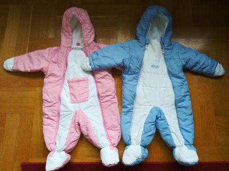 Бебешки космонавти грейки размер 74