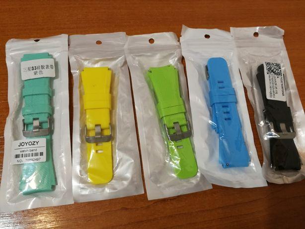 Curea silicon NGH Samsung Gear S3 marimea S