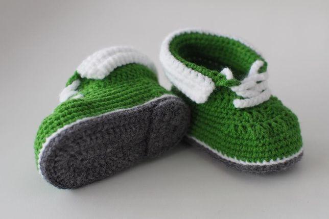 Детская обувь (пинетки)