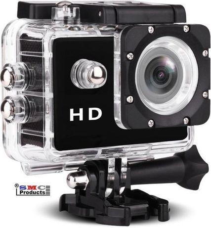 HD екшън камера от MAXXTER 12 MPкомплект с аксесоари.