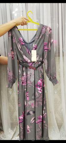 Красивое турецкое, новое платье48