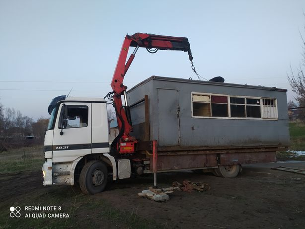 Манипулятор 7 тонн