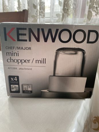Kenwood, измельчитель