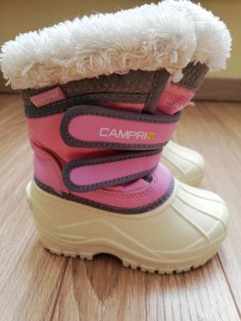 Английски топли апрески на Campri