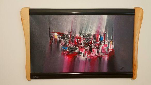 Абстрактни картини за офиса и дома