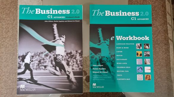 The Business 2.00 Student's Book Premium (Online workbook incl.)
