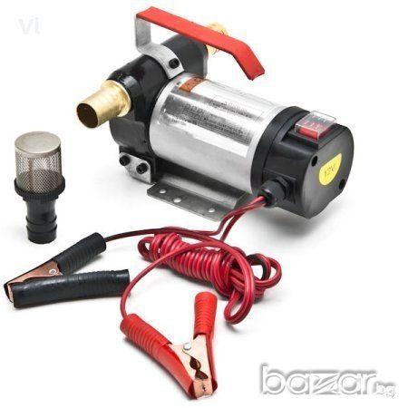 Помпа за гориво и всякакъв вид течности. 12V 36л/мин Нов внос!