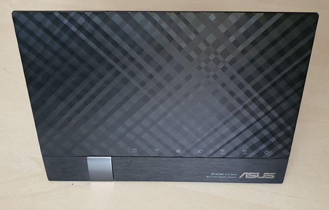 Router ASUS RT-AC56U Dual Band AC1200