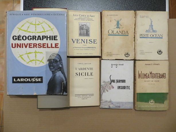 Carti de calatorie 95 volume