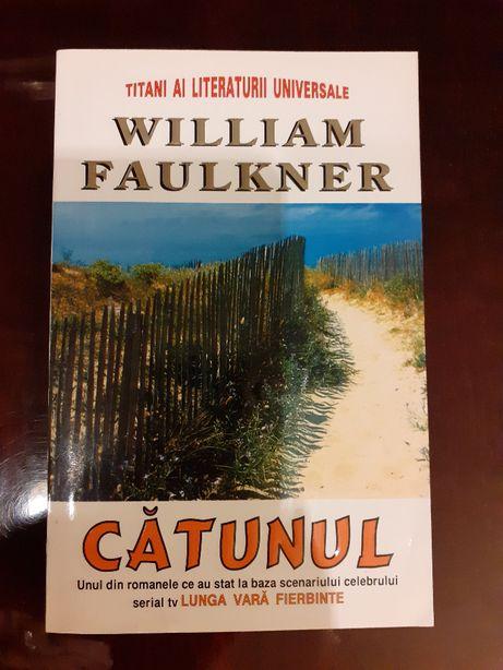 Trilogia Snopes: Catunul, Orasul, Conacul de William Faulkner