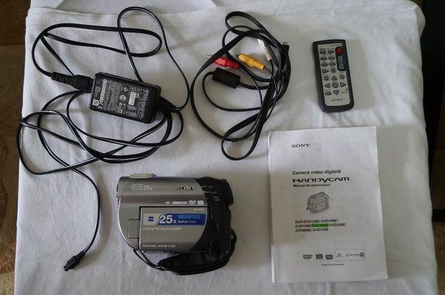 camera video SONY DCR-DVD306E