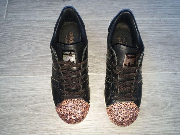 Adidas superstar metal thoe