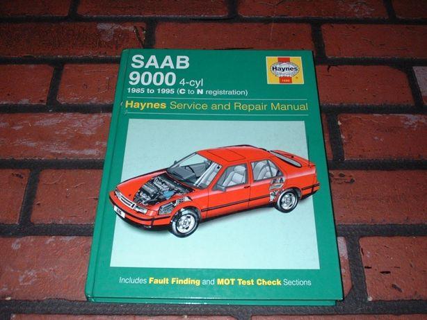 Manual auto Haynes: SAAB 90, 99, 900 / SAAB 9000 / SAAB 9-3 / SAAB 9-5