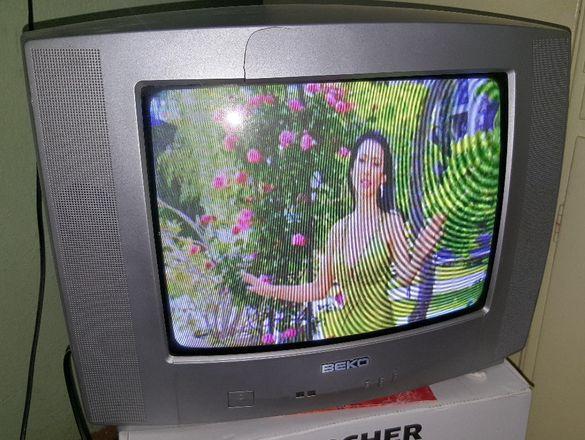 BEKO малко телевизорче 14'' Беко телевизор ТВ