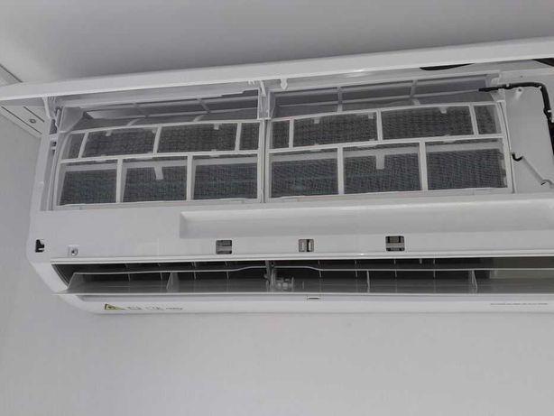 Igienizare/curatare  aer conditionat
