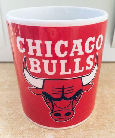 Chicago Bulls! Фен чаша на Чикаго Булс!Баскетболни чаши!Фен артикули1