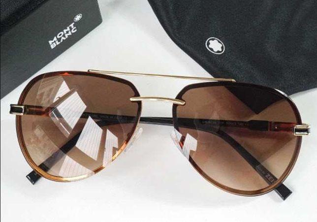 Солнцезащитные очки MontBlanc, оригинал. Италия