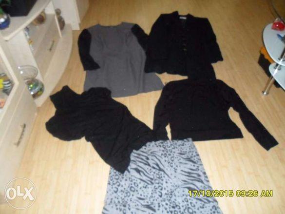 Дрехи-дънки, панталони, блузи, рокля, риза
