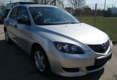 Mazda 3 1.6 16V/1.8 на части
