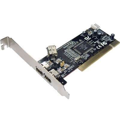 Adaptor PCI/1394 și bracket USBx2 porturi