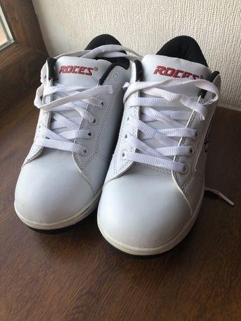 Кроссовки для катания на пятке. Размер 36