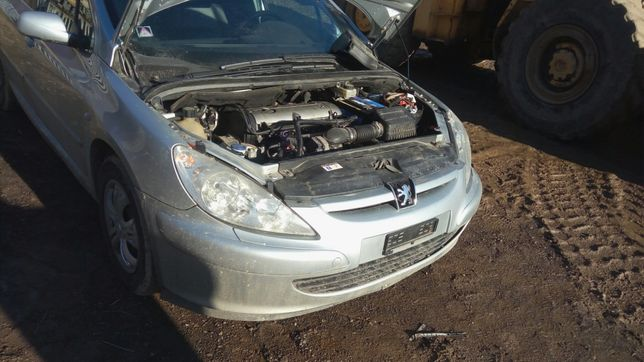 Dezmembrez Peugeot 307 2.0 hdi/1 6 - 2.0 benzina