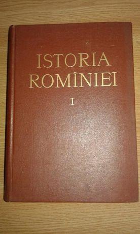 Istoria Romaniei vol I