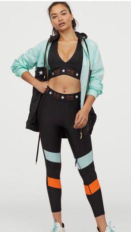 Colanti sport ( pantaloni ) P.E Nation x H&M xs