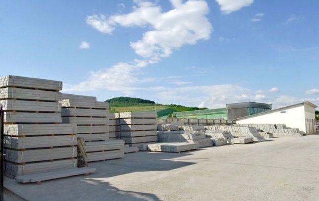 Stalpi din Beton pentru Gard de Vânzare - 20% Reducere, Stoc mare