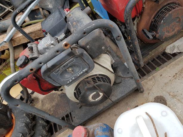 Generator diesel yanmar pornire la cheie
