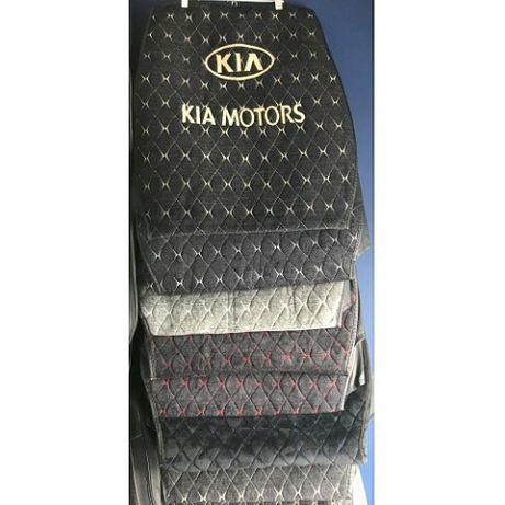Чехлы на сиденье с марками машин