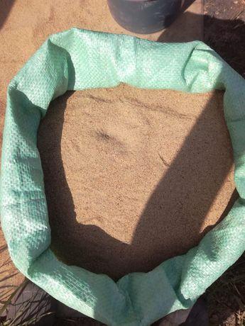 Продам песок речной строительный просеяный