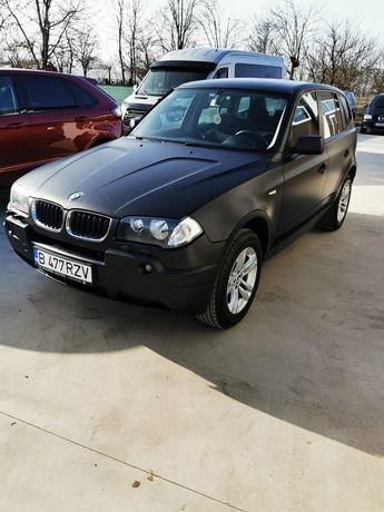 Vand BMW X3 2006