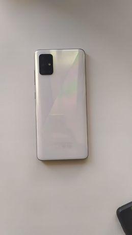 Обменяю Samsung A51 на айфон 7+,8+,х на 64гб