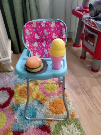 Продам стул для кормления куклы