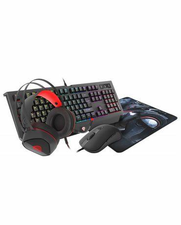 Set gaming Genesis - Cobalt 330, RGB