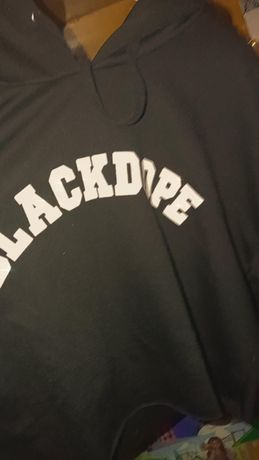 Hanorac adolescent negru
