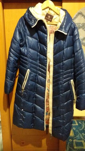 Балоневое пальто