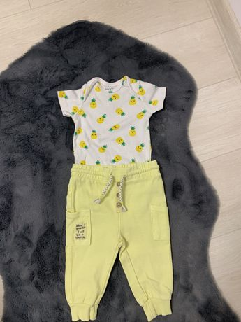 Pantaloni bebe reserved