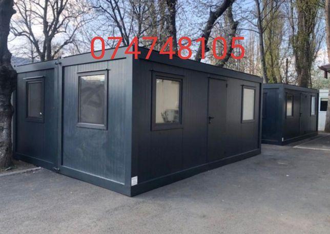 Container birou standard modular magazin containere santier monobloc