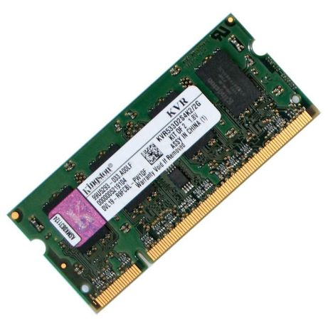 Memorie RAM SODIMM 2GB DDR2 533MHz Kingston - impecabila - ofer PROBA