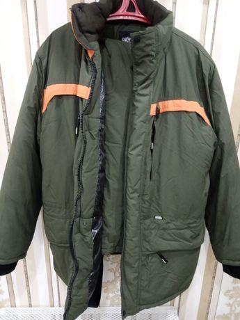 Мужской теплый костюм размер 52-54 рост 182