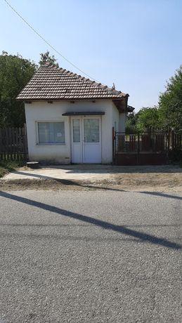 Casa + teren de vanzare Leordeni Arges