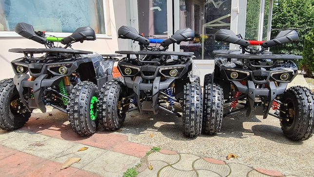 Atv HUNTER ANGEL EYES 125cc, Robust de Calitate 2021