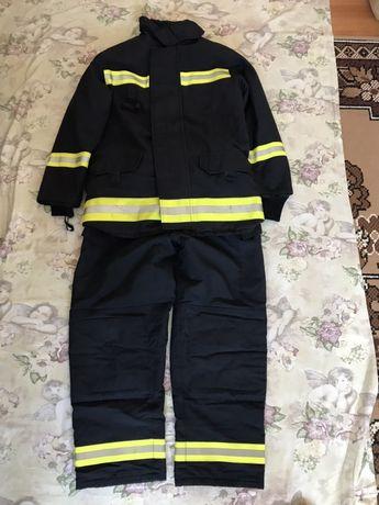 Costum pompieri,Nomex