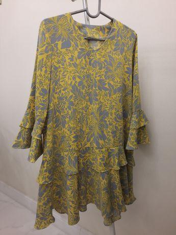 Платье Пудра б/у отличное состояние носился пару раз