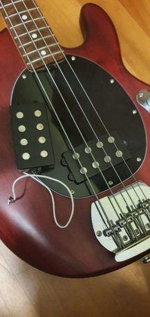 Chitara Bass Sterling by Music Man SUB Sting Ray 4 cu doza MM Stingray