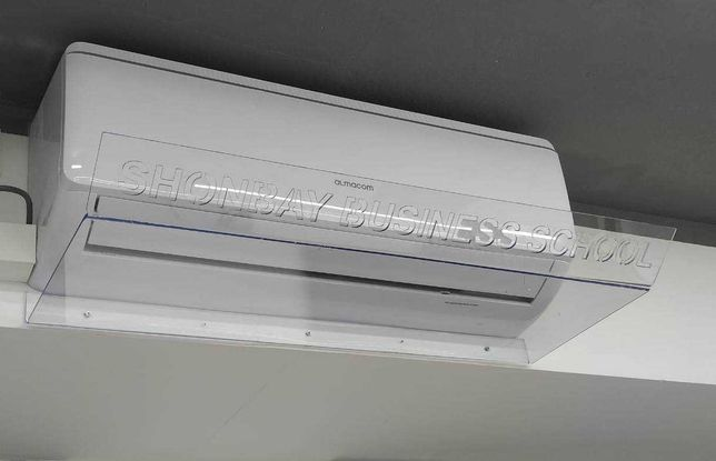 Защитные экраны для кондиционеров, дефлектор, отражатель, рассеиватель