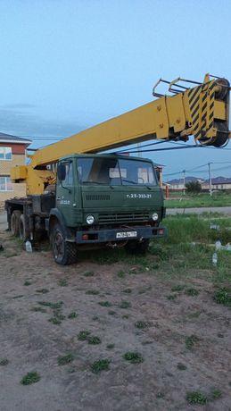 Услуга Автокрана 20 тонн