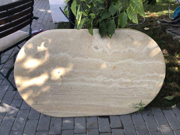 Blat granit travertin pentru masa